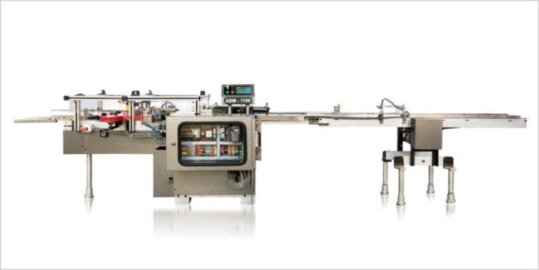 ABM 2100 SOAP TAPING/BANDING MACHINE