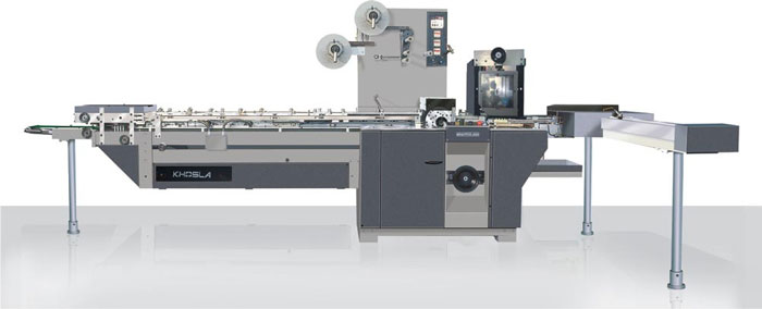 WRAPPER 4000T – HIGH SPEED PACKAGING MACHINE