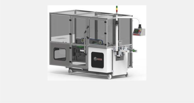 ABM 3100 SOAP BANDING/TAPING MACHINE