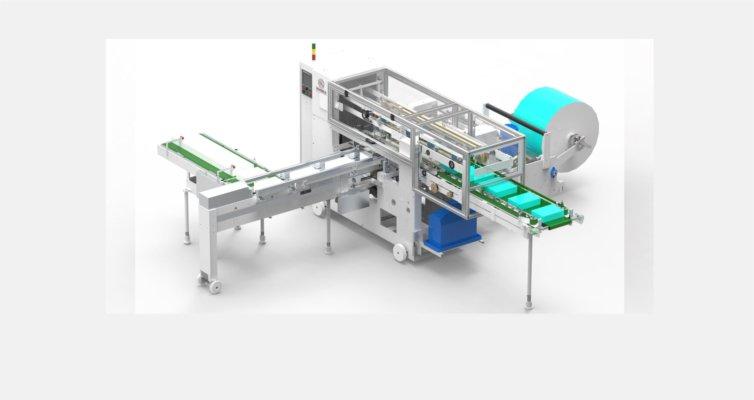 REAMPACK 51 A4,A3/FS COPIER PAPER PACKING MACHINE