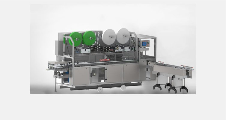 WRAPPER 8000T – HIGH SPEED PACKAGING MACHINE